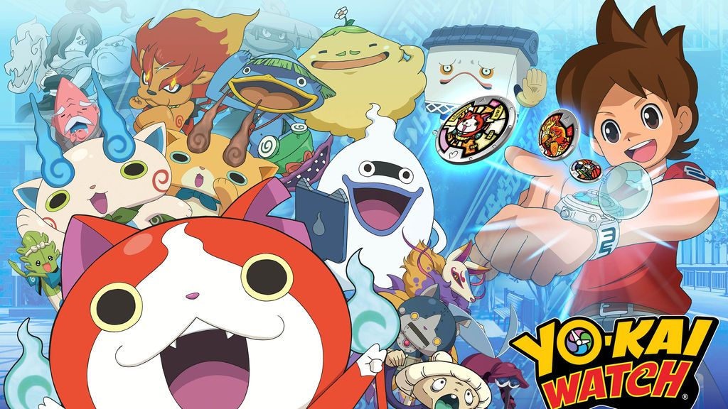 'Yo-Kai watch'.
