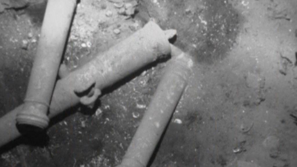 """Nace un observatorio para proteger a los galeones hispánicos y """"luchar contra una catástrofe cultural"""""""