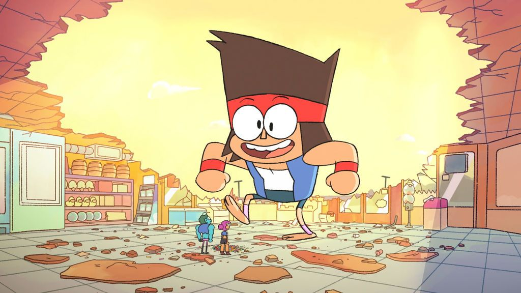 'OK K.O.!: Let's be heroes'.