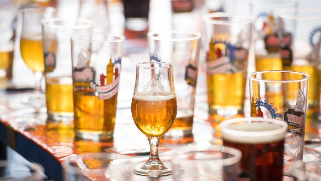 Tomar cerveza después de trabajar reduce el envejeciemiento