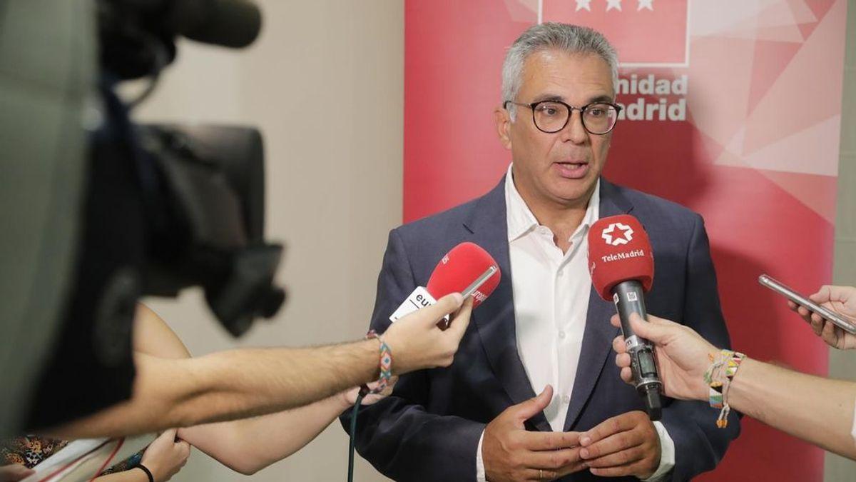 La Comunidad de Madrid contesta a las quejas del presidente del Rayo Vallecano sobre las obras en el estadio