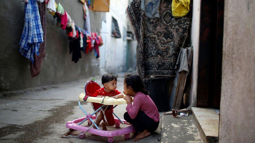 Campamento de refugiados Al-Shati