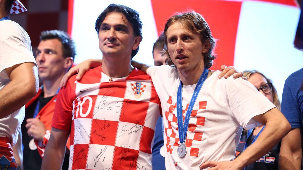 """Zlatko Dalic, seleccionador de Croacia: """"Cristiano es un egoísta; no lo querría en mi equipo"""""""