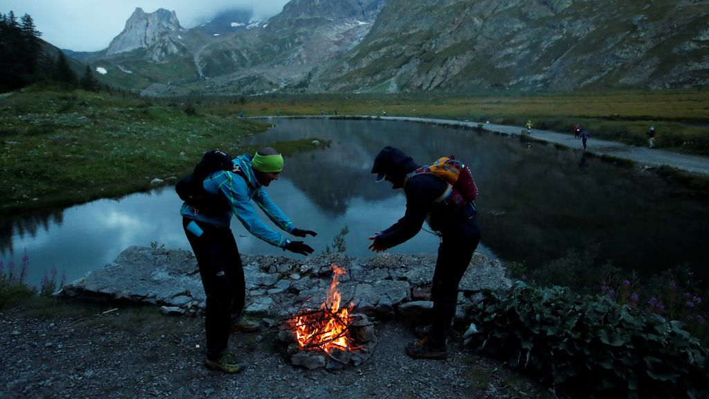 16ª carrera Ultra-Trail du Mont-Blanc