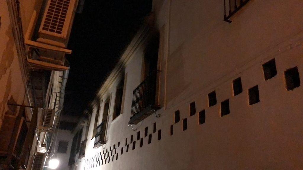 Muere una mujer en el incendio de su vivienda en Córdoba