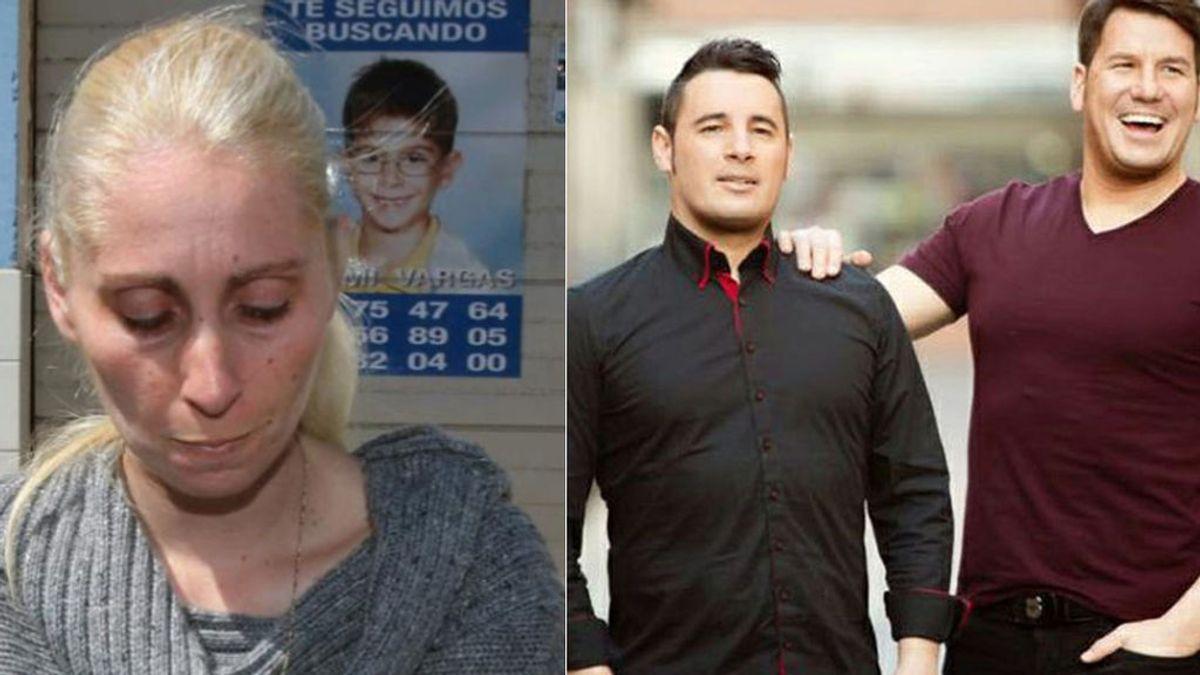 La madre de Yéremi Vargas manda un mensaje de apoyo a Andy y Lucas en mitad de la polémica