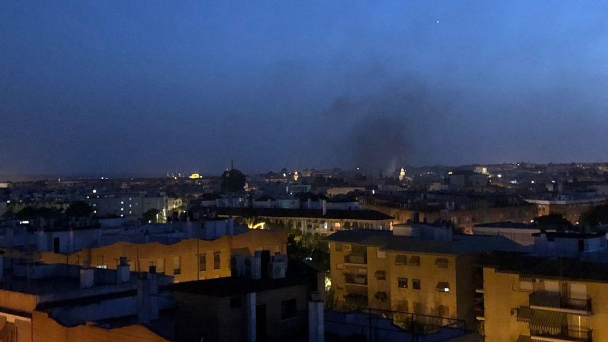 Fallece una mujer por un incendio en su edificio en Córdoba