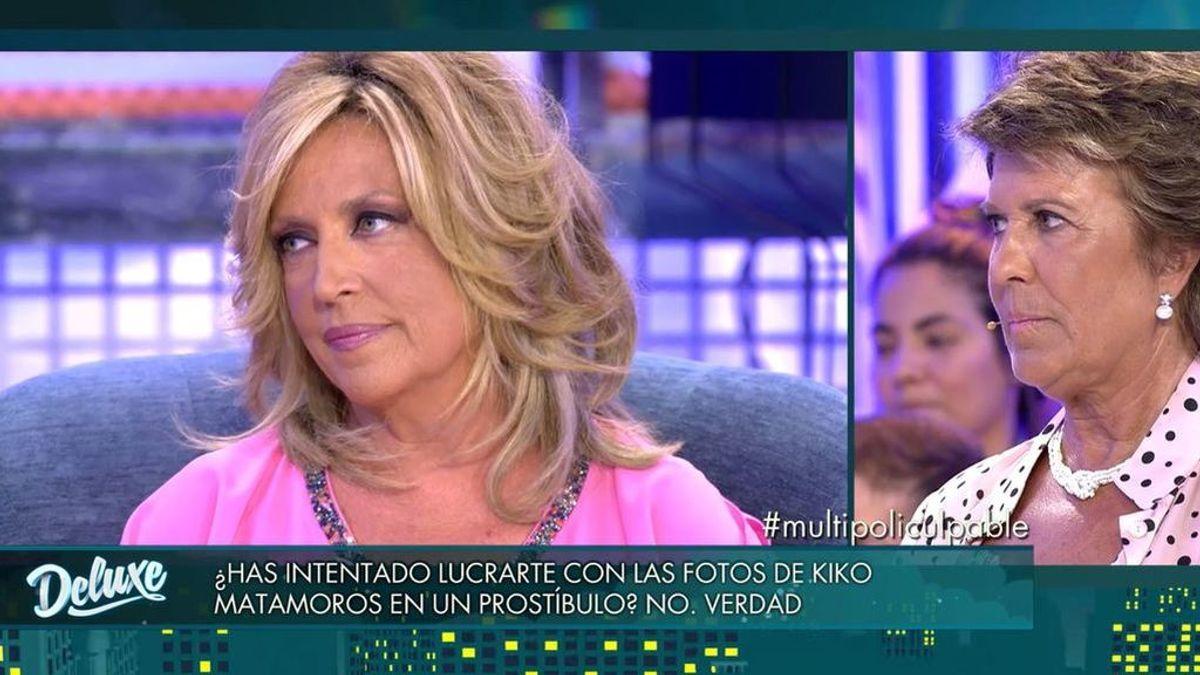 Lydia Lozano demuestra su inocencia y el polígrafo acusa directamente a Jordi Martín en la 'polémica Matamoros'