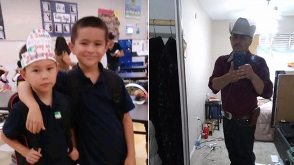 Buscan a dos niños pequeños después del asesinato de su madre embarazada en EEUU