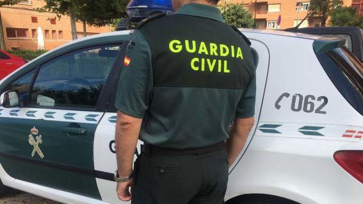 La Guardia Civil intenta esclarecer la muerte violenta de una mujer en La Zubia (Granada)