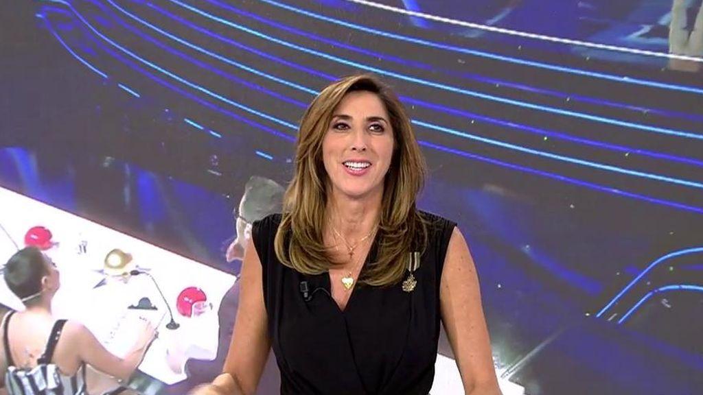 Paz Padilla tomará el relevo de Jorge Javier Vázquez como jurado en la próxima edición de 'Got Talent España'