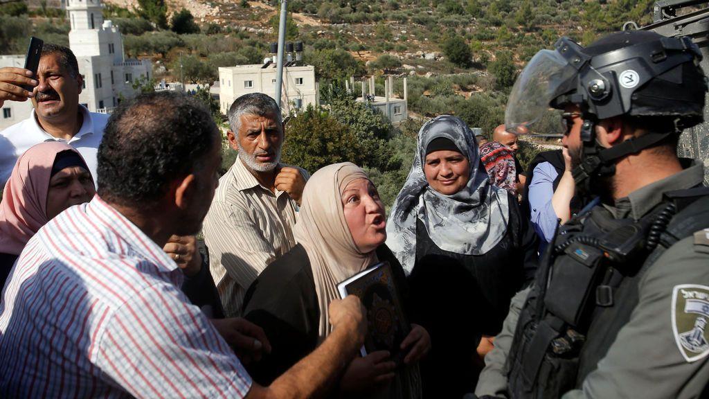 Demolición de casas palestinas en Belén