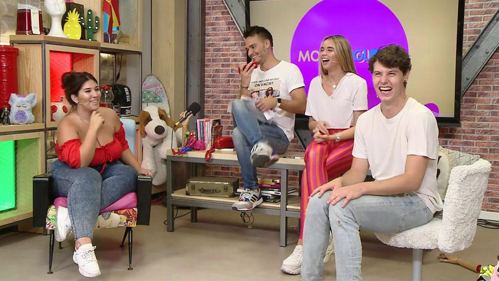 Programa 1054 (03/09/2018): Estrenamos la nueva temporada de 'MorninGlory' con David Moreno y Rebeca Terán
