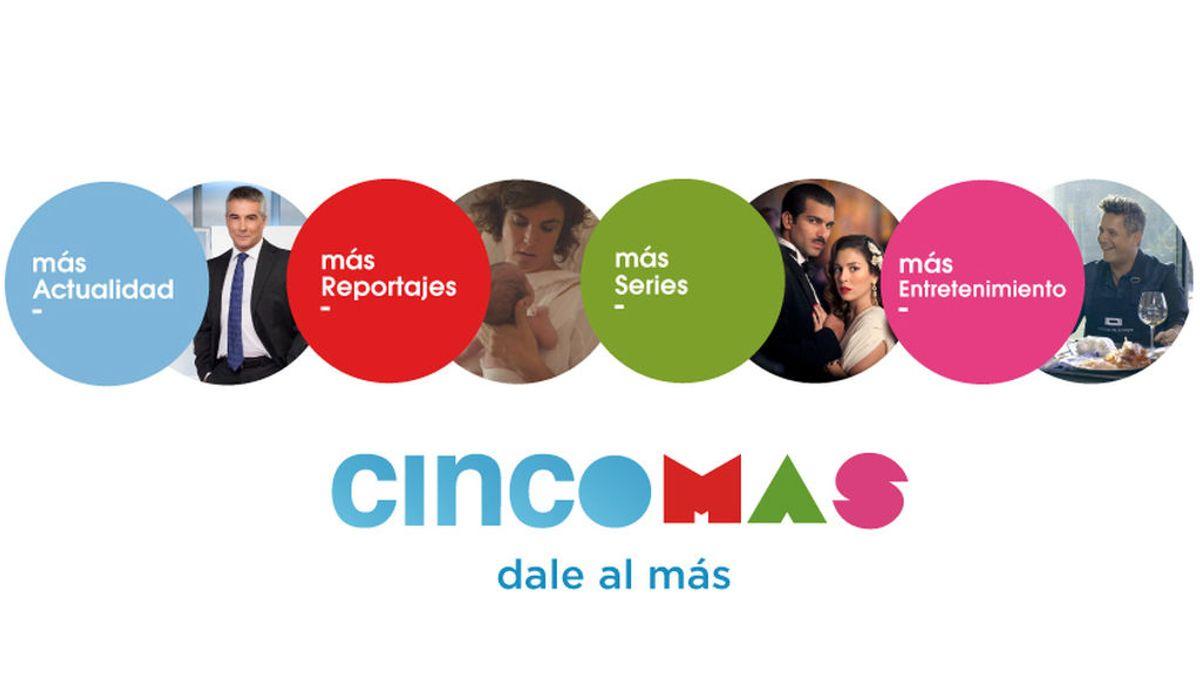 Mediaset España (28,7%), grupo audiovisual al que pertenece CincoMAS, cierra marzo como líder de audiencia con su mejor dato del año