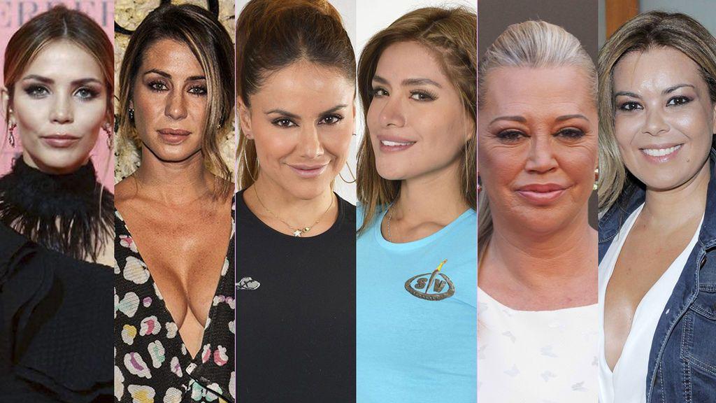 Guerra de novias VIP: De Tablada y Zanetti a Belén Esteban contra La Campanario