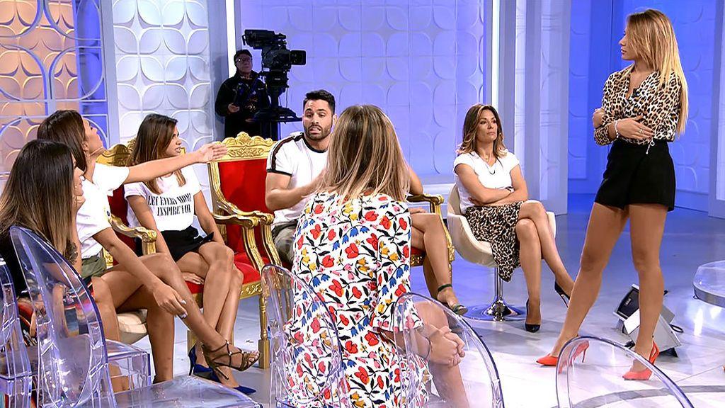 Silvia entra en 'MyH' y Zaida comienza a dudar de Eleazar