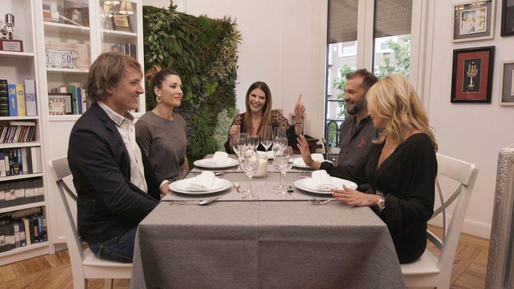Cuarta edición de 'Ven a cenar conmigo: gourmet edition'.