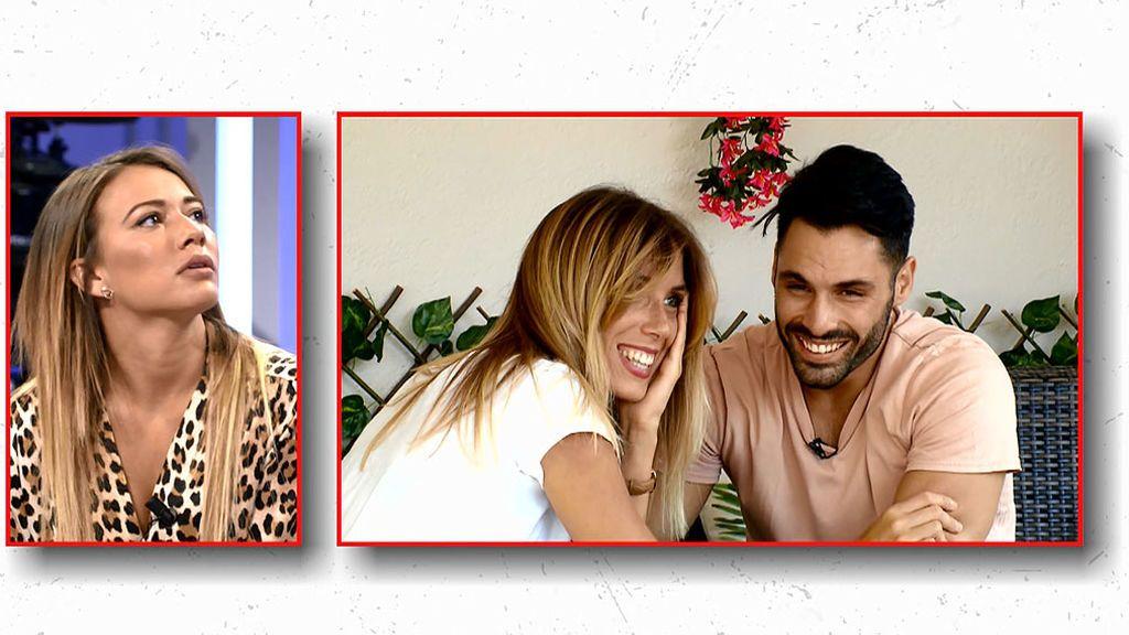 Cita Eleazar y Zaida: deciden irse juntos