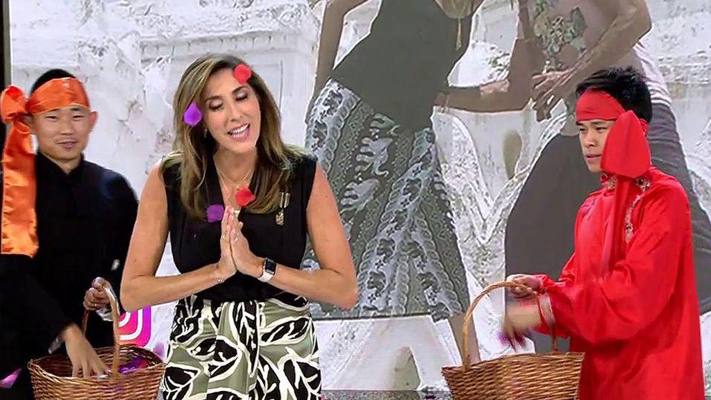 """Paz Padilla vuelve de sus vacaciones con el mal del viajero: """"Me da igual lo que suceda en el resto del mundo"""""""