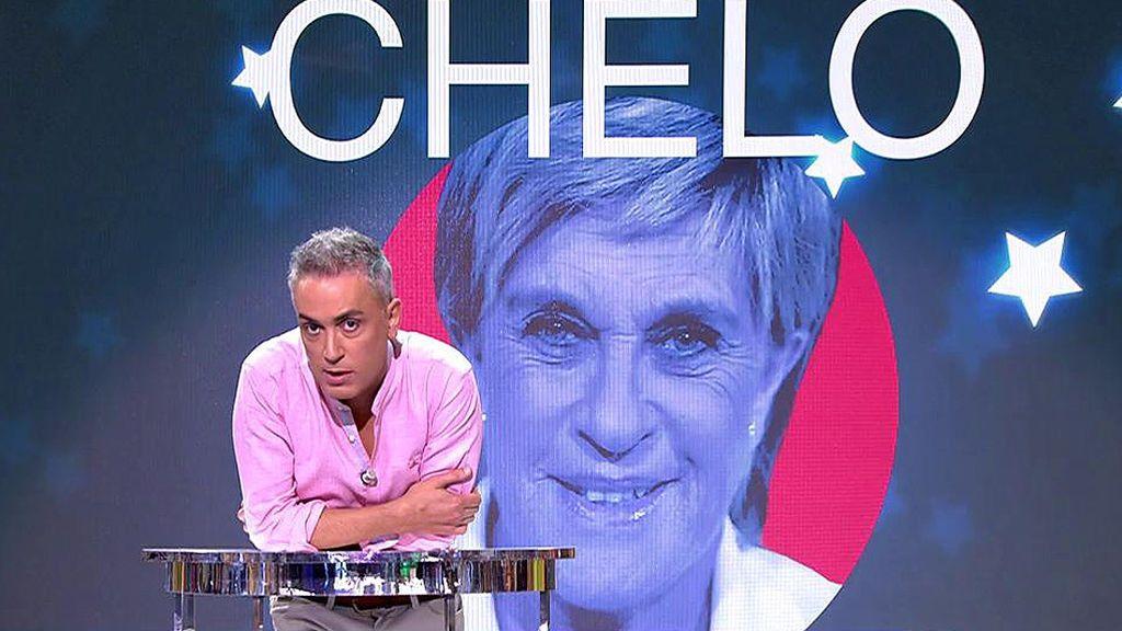 Chelo Gª Cortés reniega de 'Gran Hermano VIP', según Kiko Hernández
