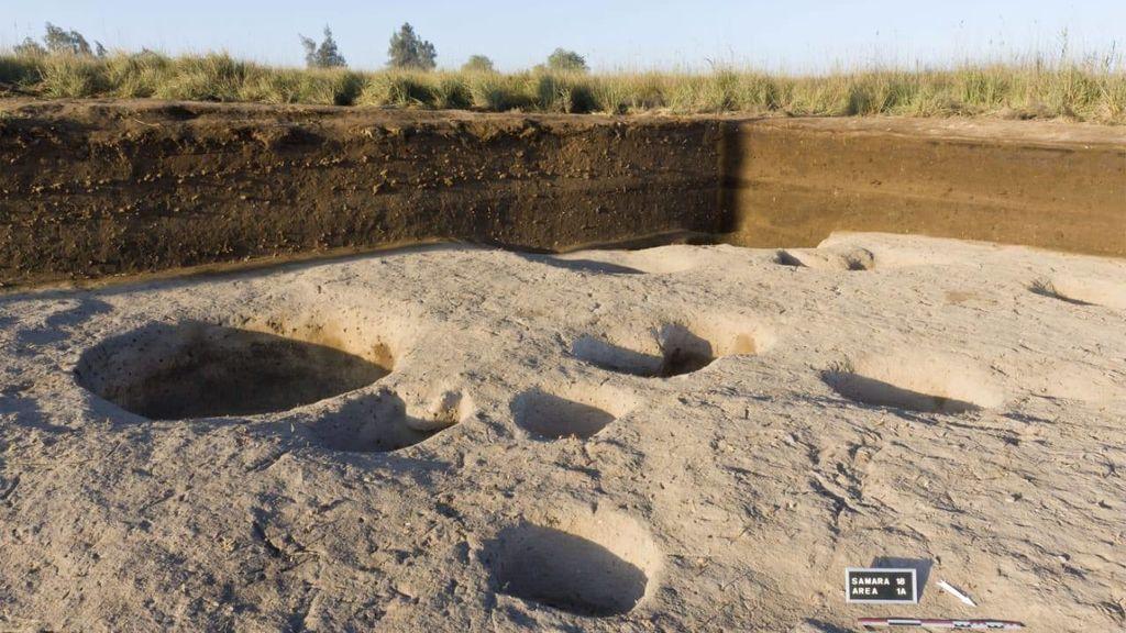 Los arqueólogos descubren un pueblo anterior a los faraones en el Delta del Nilo