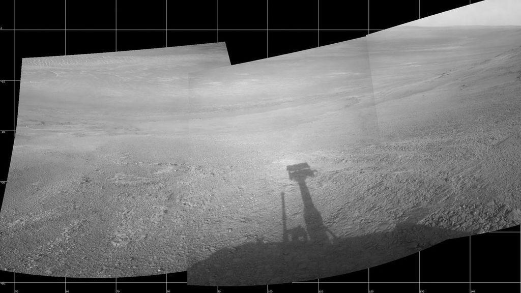 La NASA lanza un ultimátum al Opportunity: tiene 45 días para dar señales