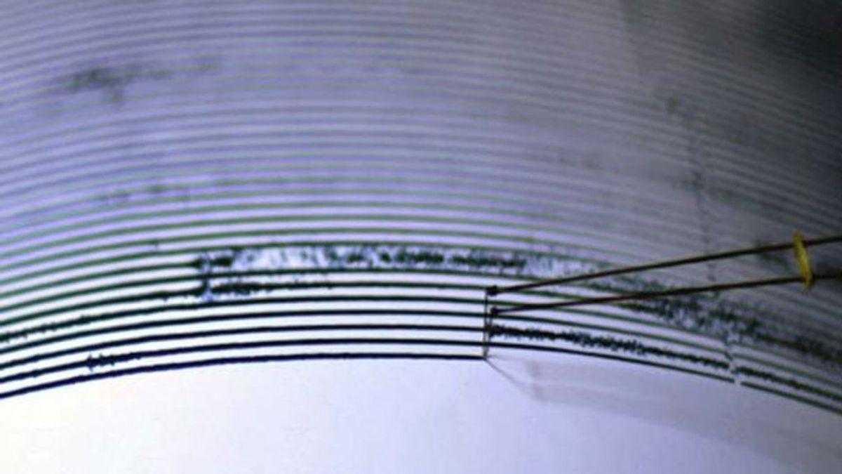 Registrado un terremoto de 2,9 grados sentido en Granada capital