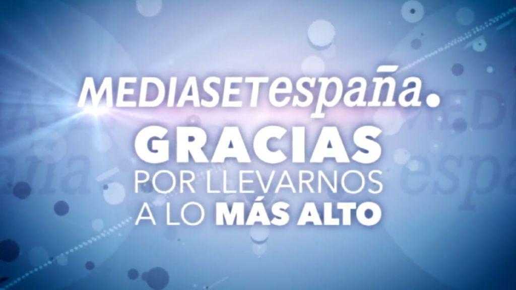 Los contenidos de CincoMAS líderes en España también en agosto
