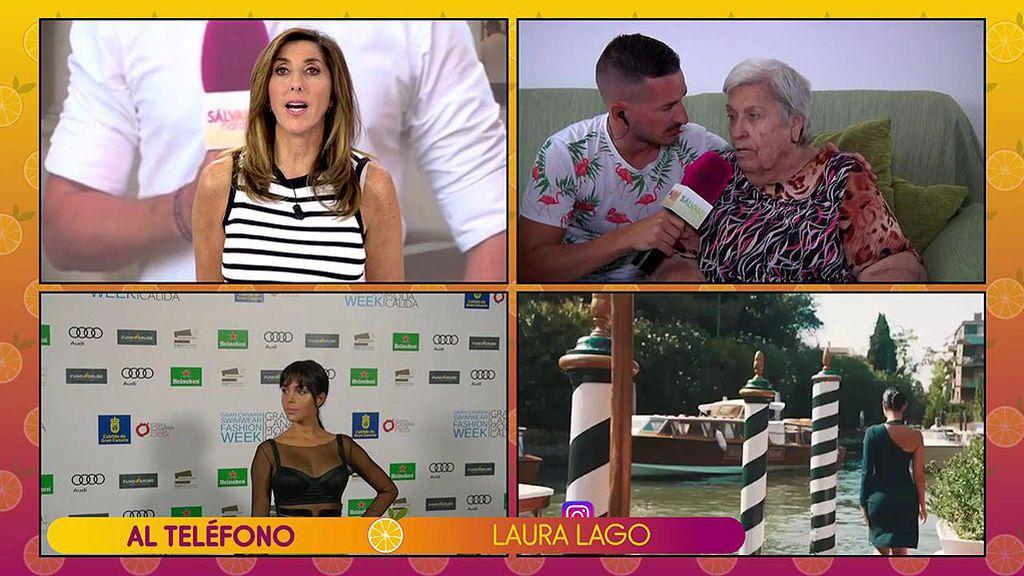 """Laura Lago ha conseguido un testimonio que explica la polémica familiar de Georgina: """"Entenderéis por qué se ha despreocupado de su familia de Lorca"""""""