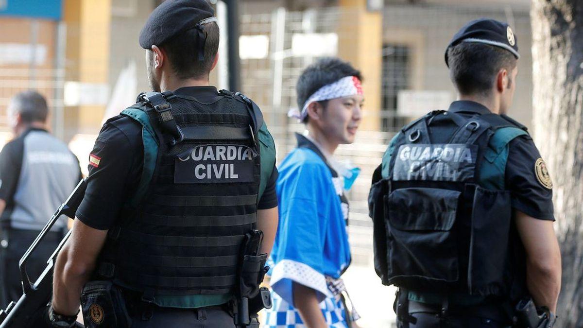 La Guardia Civil suspende el traslado de 300 agentes destinados a Cataluña