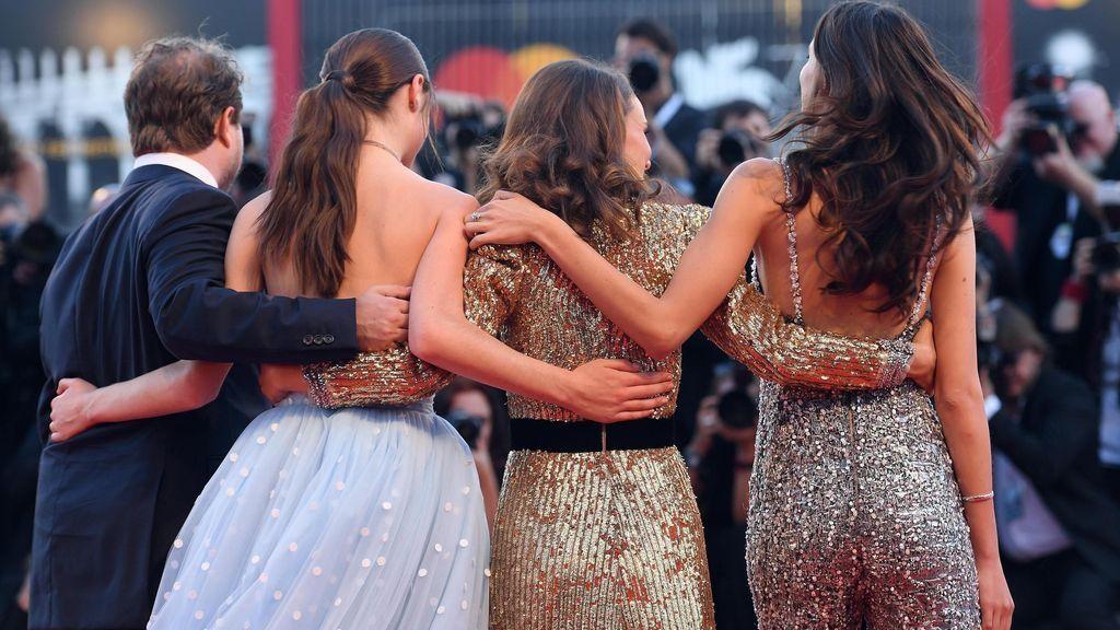 Venecia se viste de gala y Natalie Portman deslumbra