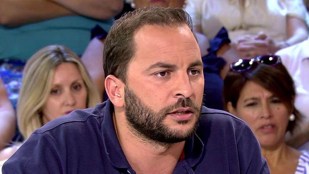 """Antonio Tejado: """"Chayo Mohedano me tiene que pagar 30.000 euros"""""""