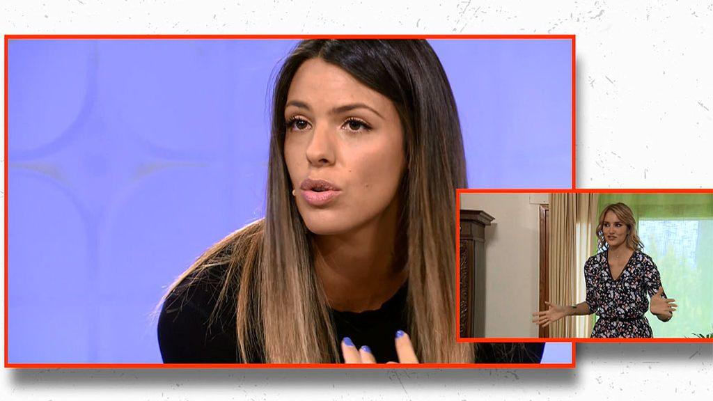 Laura Matamoros manda un beso de no amiga a su no amiga Alba Carrillo