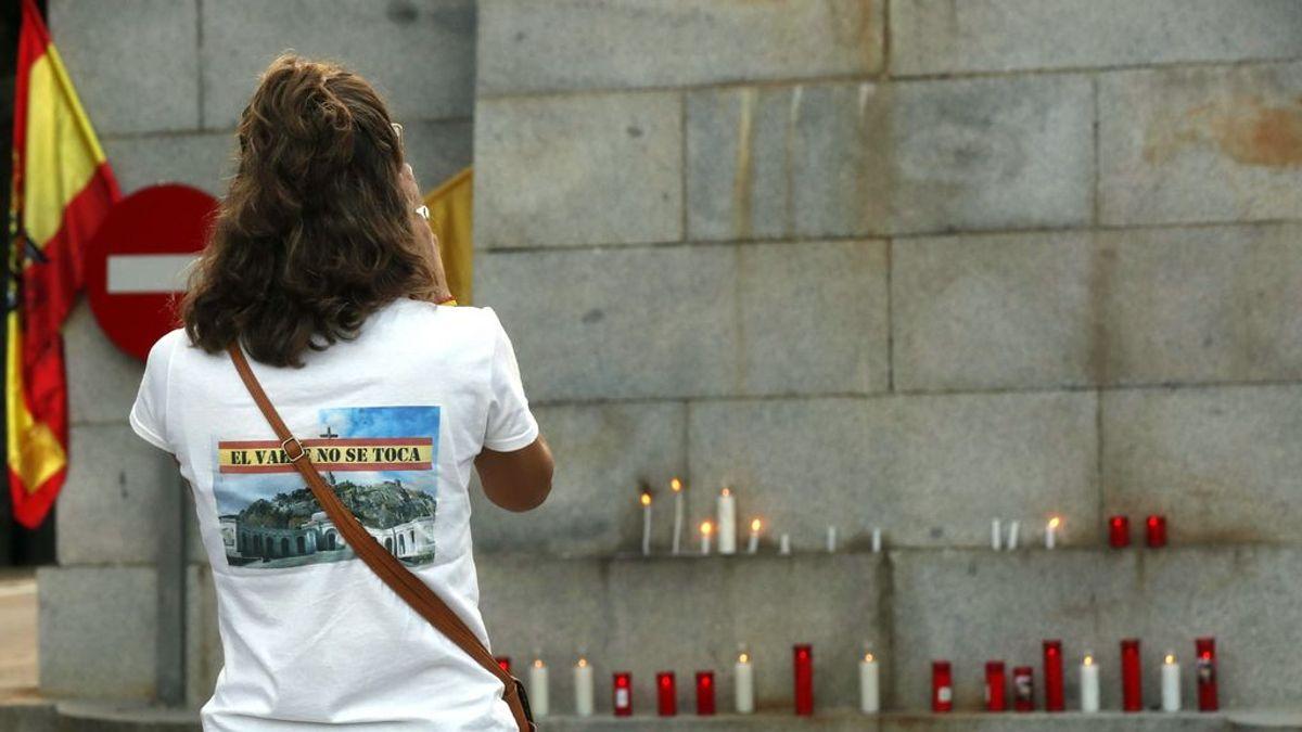La última del Valle de los Caídos: Bildu pide trasladar los restos de los vascos enterrados allí