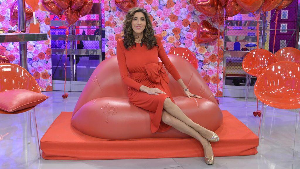 Paz Padilla releva a Jorge Javier Vázquez en 'Got talent España'