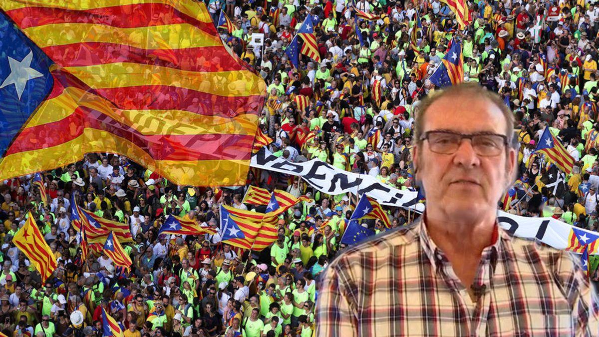 Manuel García recibe el apoyo de su pueblo natal