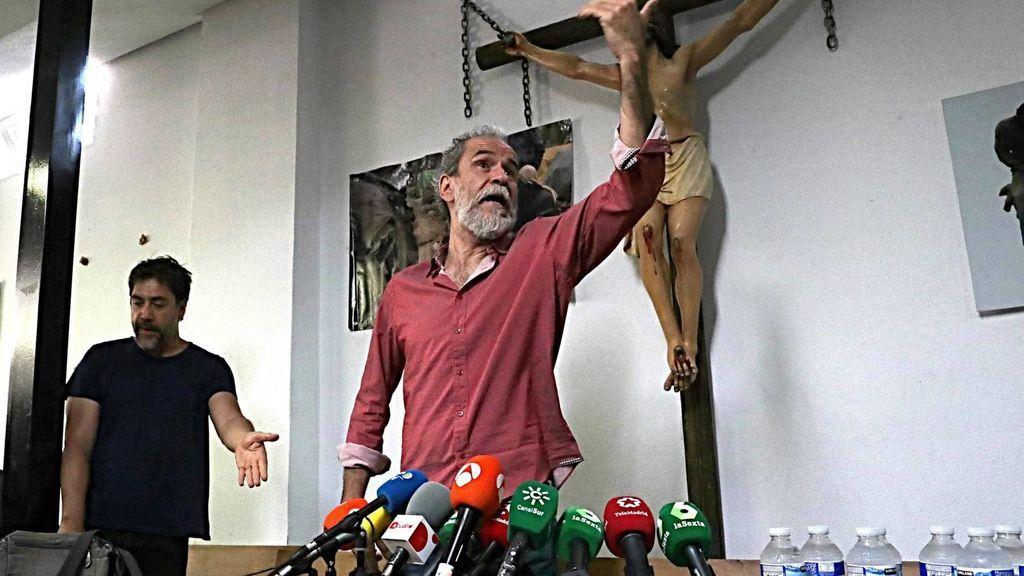 Ordenan la detención de Willy Toledo por no presentarse a declarar