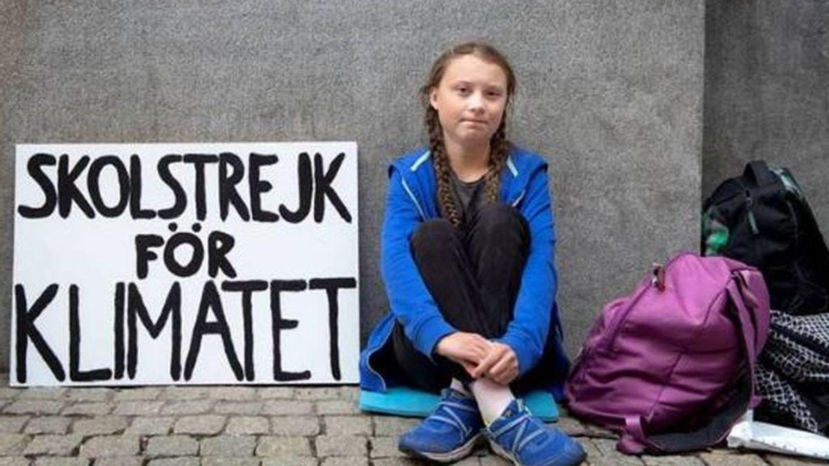 Greta Thunberg, la activista más joven contra el cambio climático que revoluciona Suecia