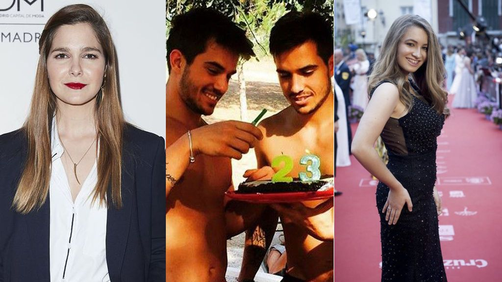 El embarazo de Teté de 'Los Serrano' y otros ex niños millenial que te harán sentir mayor