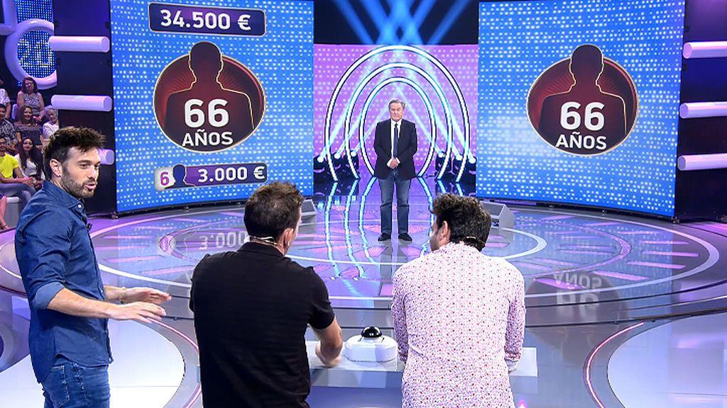 ¡Eugenio despista a Agustín y Alejandro y les hace perder 21.000 euros!