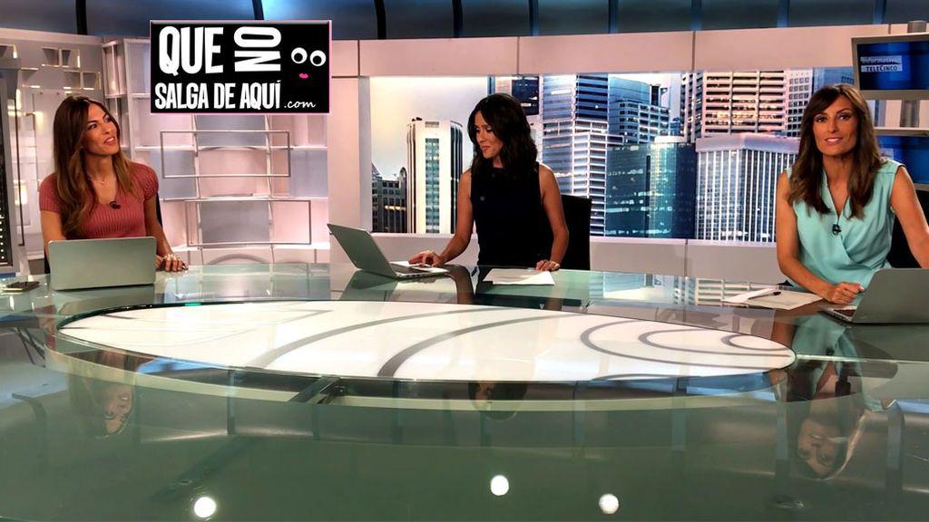 La revolución femenina se instala en Mediaset con 13 horas diarias presentadas solo por mujeres