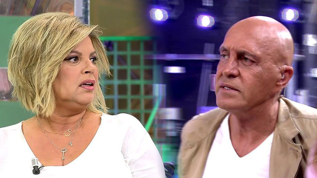 """Kiko Matamoros, sobre la operación de Carmen Borrego: """"Ha comercializado con todo"""""""