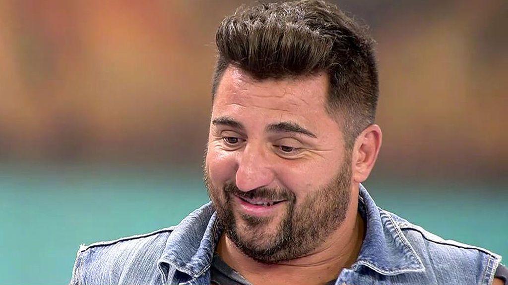 """Sergio Garrido, sobre el altercado que ha tenido con Isabel Pantoja: """"Se llevó por delante a mi compañero con el carro"""""""