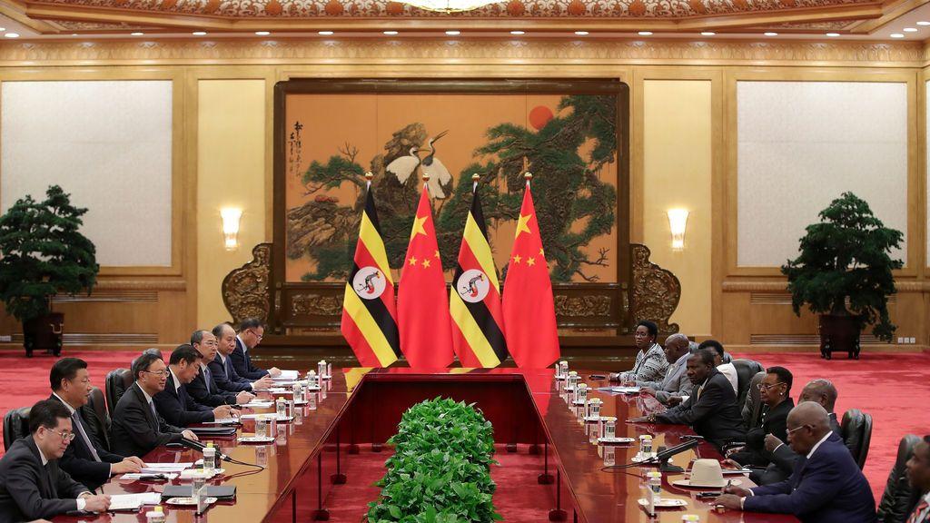 Ronda de contactos entre China y los líderes africanos