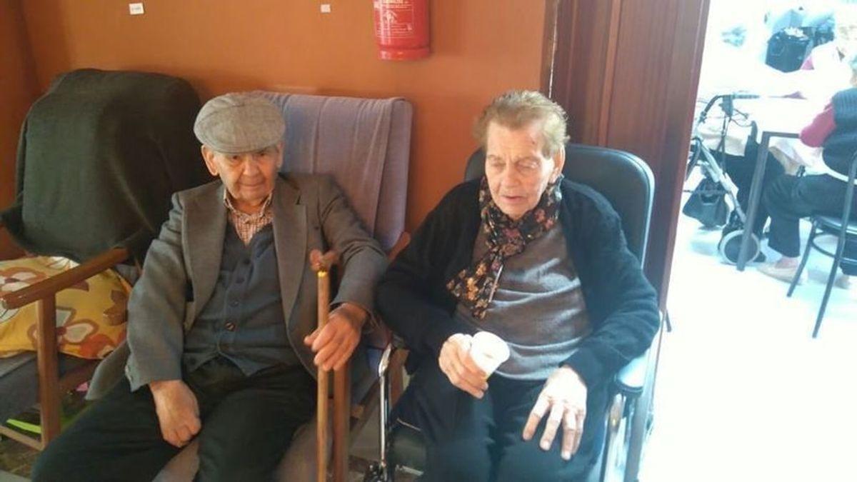 Dos ancianos de 94 años volverán a vivir juntos tras ser separados en diferentes residencias