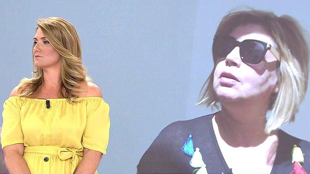 Terelu Campos ha decidido someterse a un cambio de imagen con 'retoques' incluidos