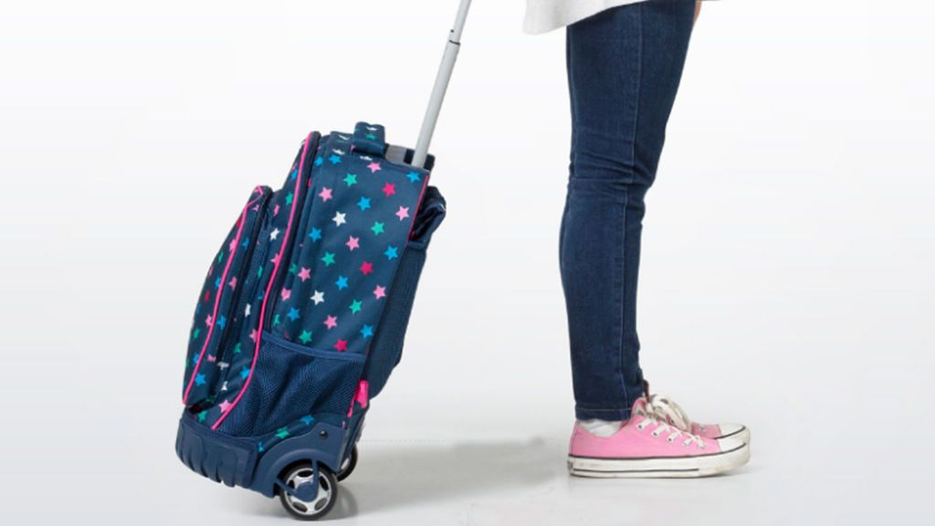 ¿Qué eliges para tus hijos, mochila o carrito?  Y lo que dicen los expertos