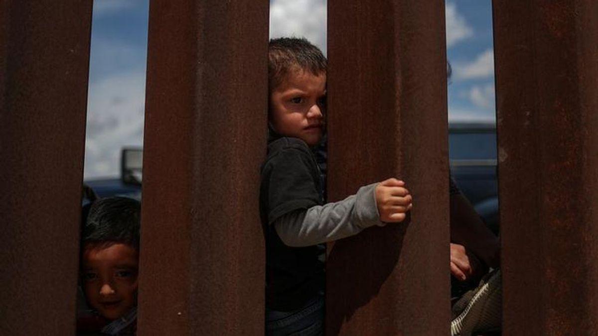 El Gobierno de Trump contempla la detención indefinida de los niños inmigrantes