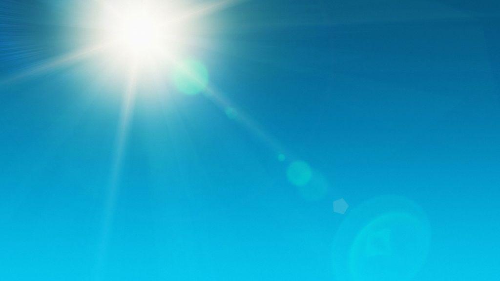 Agosto, el segundo mes más cálido desde 1965