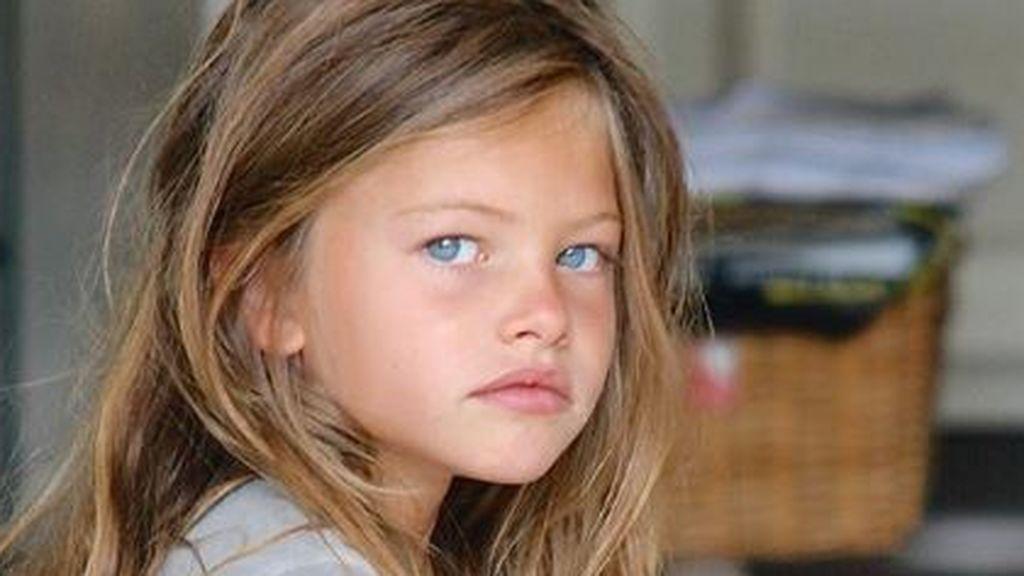 ¿Qué fue de la otra niña más guapa del mundo Thylane Blondeau? Pues sí, triunfa y sigue siendo guapa